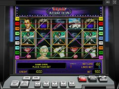 Star Attraction slotgames77.com Gaminator 5/5