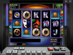 Heart of Gold slotgames77.com Greentube 1/5