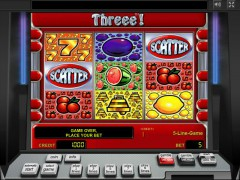 Threee slotgames77.com Greentube 1/5