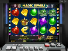 Magic Jewels slotgames77.com Greentube 1/5