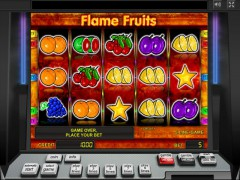 Flame Fruits slotgames77.com Greentube 1/5