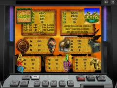 Wild Africa slotgames77.com Greentube 2/5