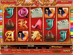 Rich Girls slotgames77.com iSoftBet 2/5