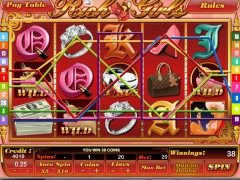 Rich Girls slotgames77.com iSoftBet 4/5