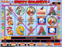 Happy Holidays slotgames77.com iSoftBet 5/5