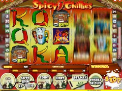 Spicy Chillies slotgames77.com iSoftBet 3/5