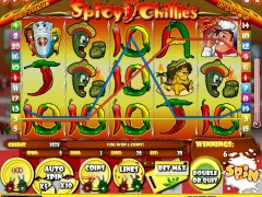 Spicy Chillies slotgames77.com iSoftBet 5/5