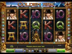 Golden Ark slotgames77.com Greentube 1/5
