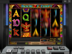 Book of Egypt Deluxe slotgames77.com Greentube 5/5