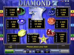 Diamond 7 slotgames77.com Greentube 2/5