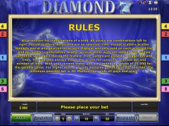 Diamond 7 slotgames77.com Greentube 3/5