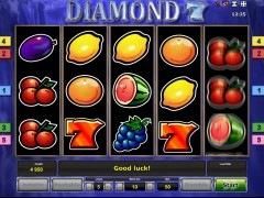 Diamond 7 slotgames77.com Greentube 5/5