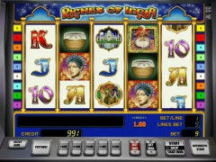 Riches of India slotgames77.com Novoline 5/5