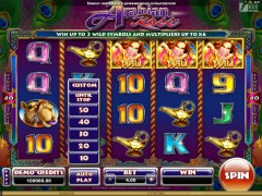 Arabian Rose slotgames77.com Microgaming 2/5