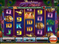 Arabian Rose slotgames77.com Microgaming 4/5