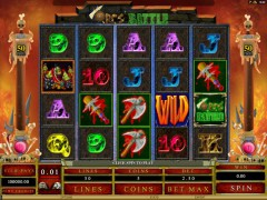 Orcs Battle slotgames77.com Microgaming 1/5