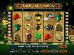 Lucky Shamrock slotgames77.com SGS Universal 1/5