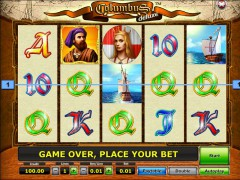 Columbus Deluxe slotgames77.com SGS Universal 1/5