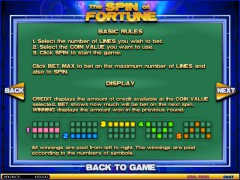 Spin of Fortune slotgames77.com iSoftBet 2/5