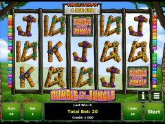Rumble in the Jungle slotgames77.com Novoline 1/5
