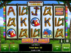 Rumble in the Jungle slotgames77.com Novomatic 1/5