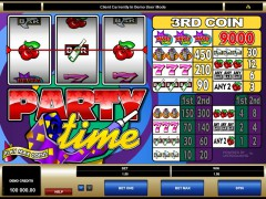 Party Time slotgames77.com Quickfire 1/5