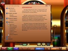 Super Magnificent slotgames77.com Simbat 3/5