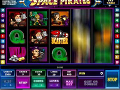 Space Pirates slotgames77.com iSoftBet 3/5