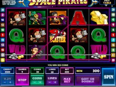 Space Pirates slotgames77.com iSoftBet 4/5