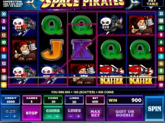Space Pirates slotgames77.com iSoftBet 5/5