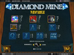 Diamond Mine slotgames77.com Espresso Games 2/5