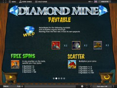 Diamond Mine slotgames77.com Espresso Games 3/5