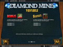 Diamond Mine slotgames77.com Espresso Games 4/5