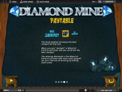 Diamond Mine slotgames77.com Espresso Games 5/5