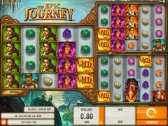 The Epic Journey slotgames77.com Quickspin 1/5