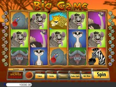 Big Game slotgames77.com Saucify 1/5