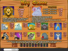 Big Game slotgames77.com Saucify 2/5