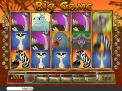 Big Game slotgames77.com Saucify 5/5