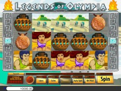Legends of Olympia slotgames77.com Saucify 1/5