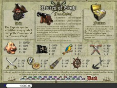 Pieces of Eight slotgames77.com Saucify 2/5