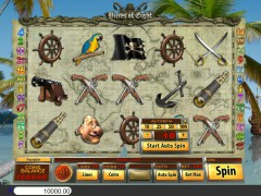 Pieces of Eight slotgames77.com Saucify 3/5