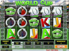 World Cup slotgames77.com iSoftBet 4/5