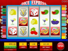 Dice Express - Gamescale