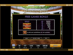 Diamonds of Athens slotgames77.com High5Games 3/5