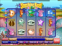 Sunshine Reef - Microgaming