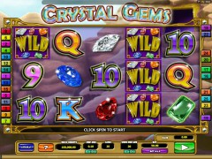 Crystal Gems slotgames77.com 2by2 Gaming 1/5