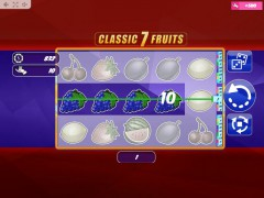 Classic7Fruits slotgames77.com MrSlotty 2/5