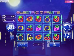 Electric7Fruits slotgames77.com MrSlotty 1/5
