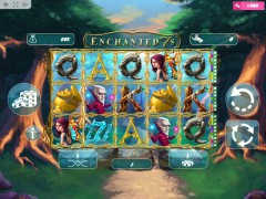 Enchanted 7s slotgames77.com MrSlotty 1/5