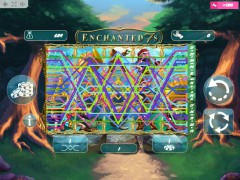 Enchanted 7s slotgames77.com MrSlotty 4/5